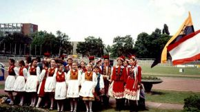 1992r. maj/May NIEMCY/Germany Cottbus